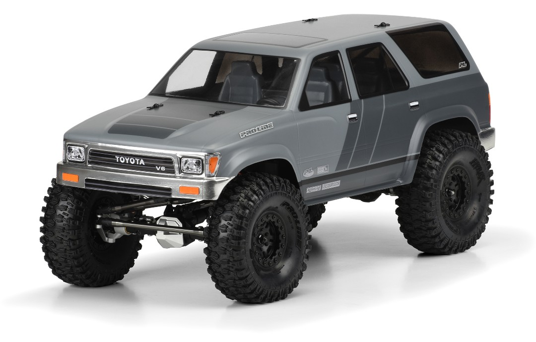 Pro-Line 1991 Toyota 4Runner Clear Body for 12.3