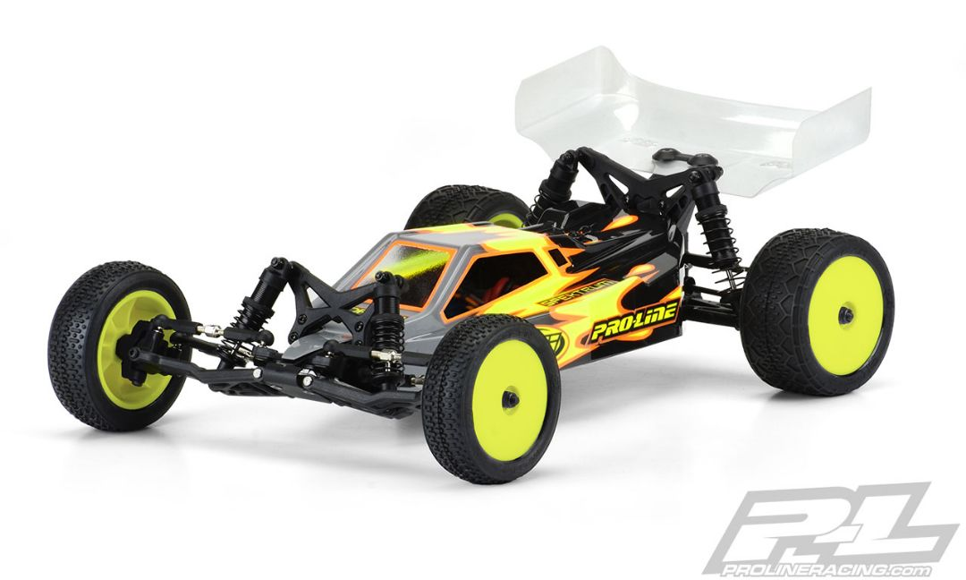 Pro-Line Axis Light Weight Clear Body for Losi Mini-B