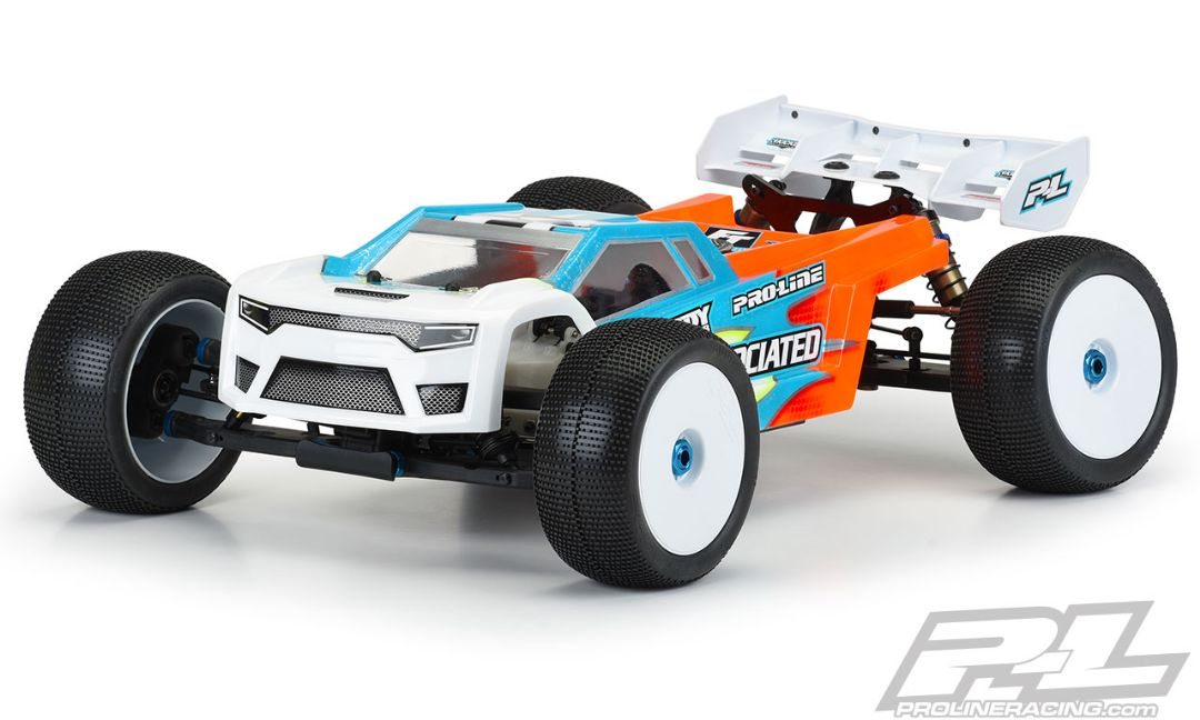 Pro-Line Axis T Clear Body for AE RC8T3.2 & RC8T3.2e