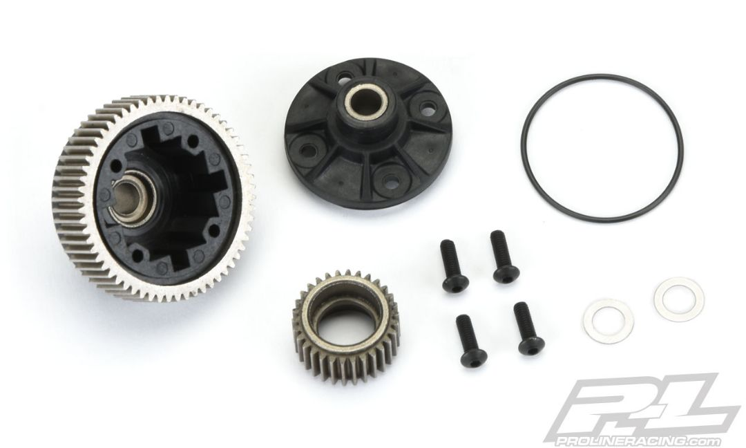 Pro-Line Transmission Diff and Idler Gear Set Replacement Kit for Pro-Line Transmissions 6350-00 & 6092-00