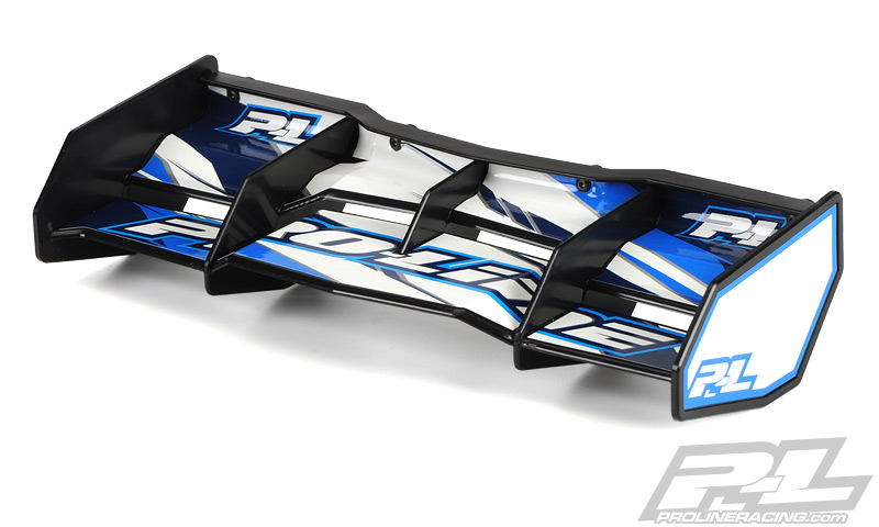 Pro-Line Trifecta Black Wing for 1/8 Buggy or 1/8 Truck