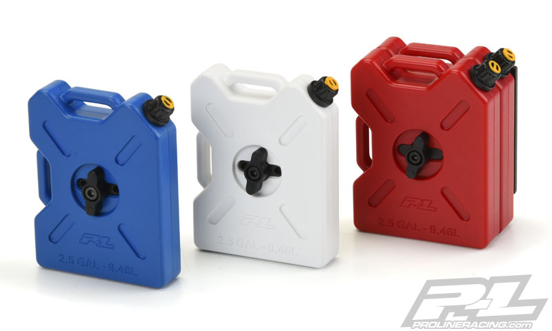 Pro-Line Scale Modular Fuel Packs for 1/10