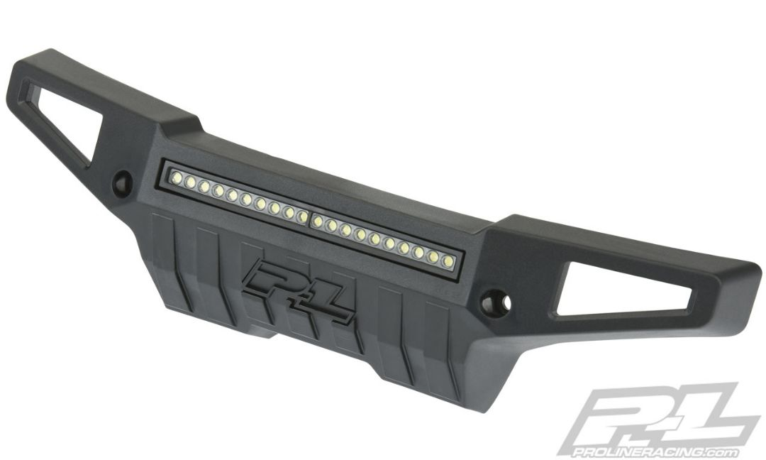 Pro-Line PRO-Armor Front Bumper with 4