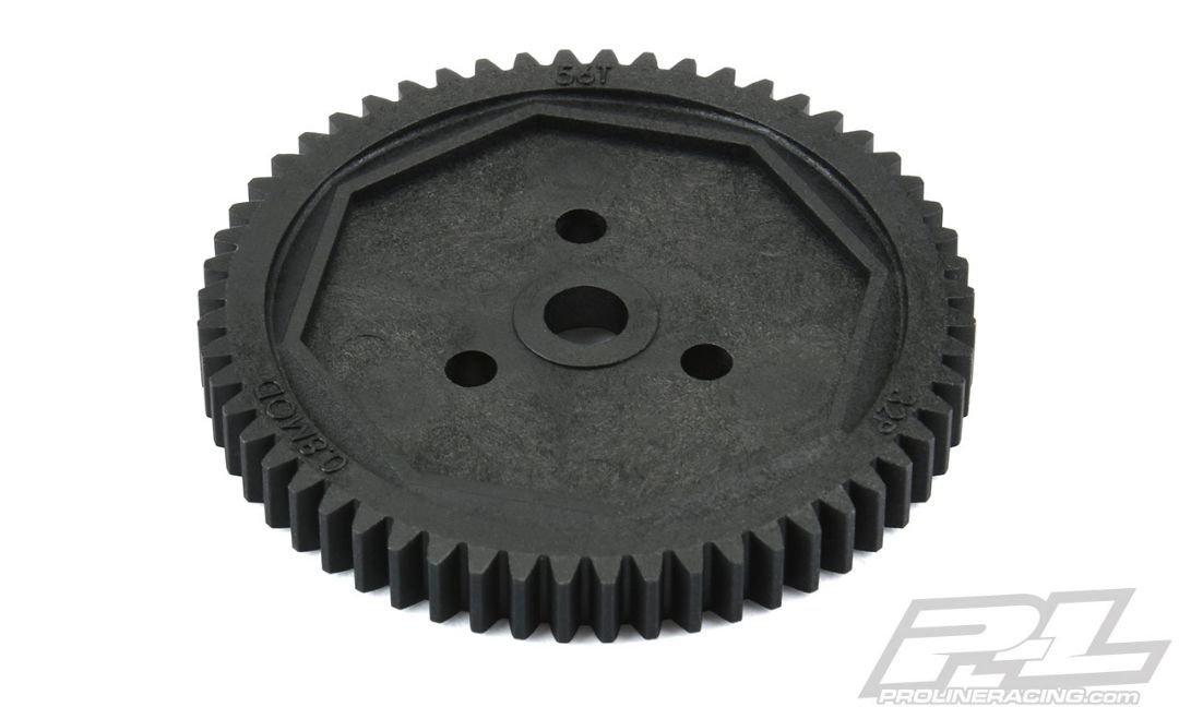 Pro-Line PRO-Series Transmission Replacement 32P 56T Spur Gear for PRO-Series 32P Transmission (6350-00)