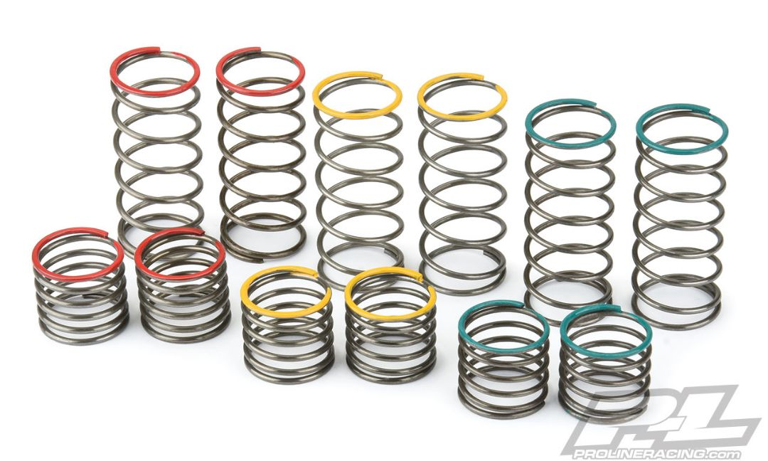 Pro-Line Front Spring Assortment for 6359-00