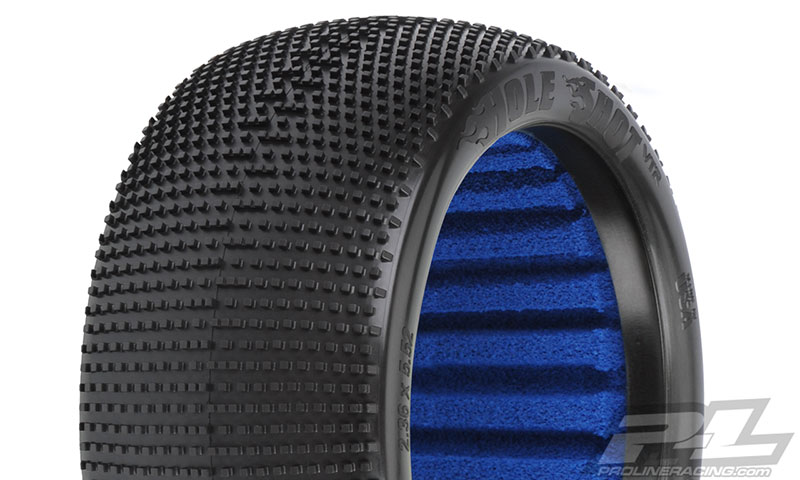Pro-Line Hole Shot VTR 4.0 S2 (Medium) Off-Road 1/8 Truck Tires (2) for Front or Rear