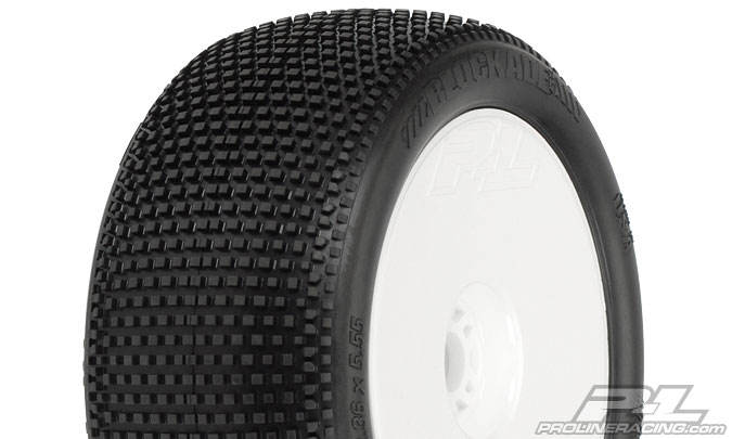 Pro-Line Blockade VTR 4.0in M3 (Soft) Off Road 1/8 Truck Tires