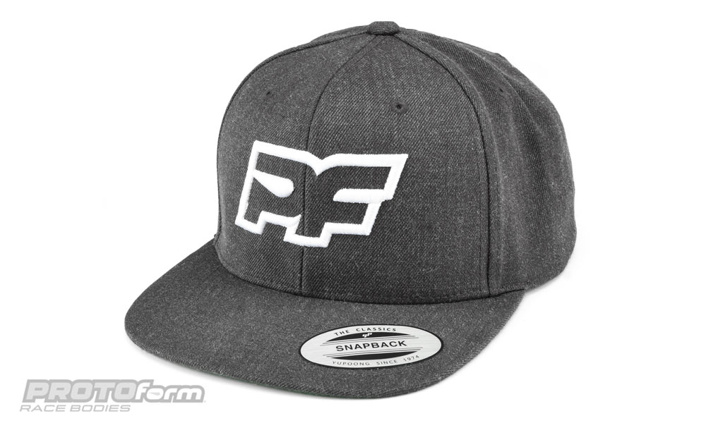 Pro-Line PF Grayscale Snapback Hat � One Size Fits Most