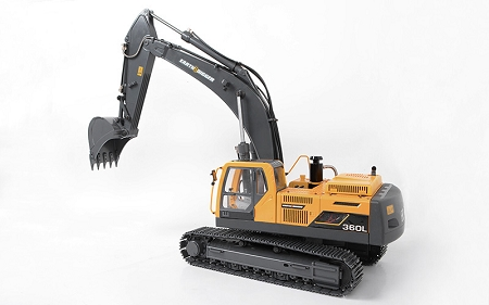 RC4WD 1/14 Scale Earth Digger 360L Hydraulic Excavator (RTR)