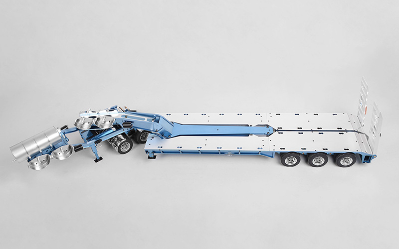RC4WD Swingwing 3x8 Widening Equipment Semi Trailer and 2x8 Widening Dolly