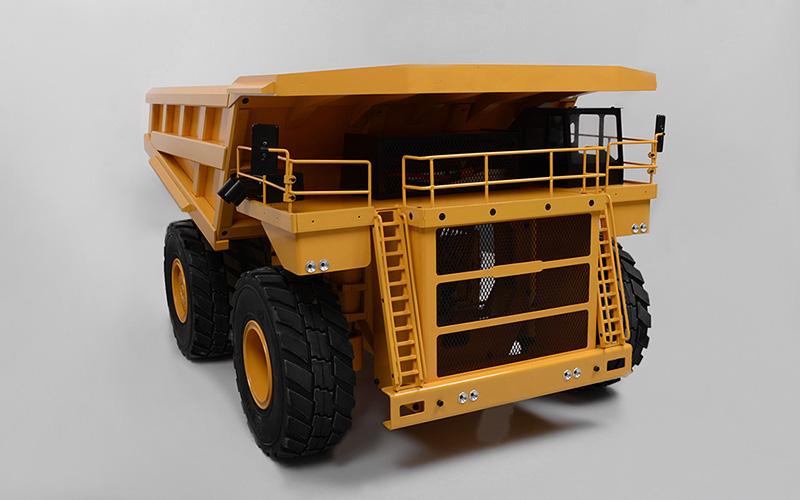 RC4WD 1/14 Scale Earth Hauler 797F Hydraulic Mining Truck