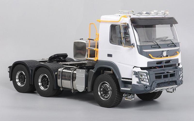 RC4WD 1/14 6x6 Nashorn Semi Truck (FMX)