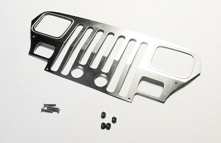 RC4WD 1/10 Metal Grill for Tamiya CC01 Jeep Wrangler