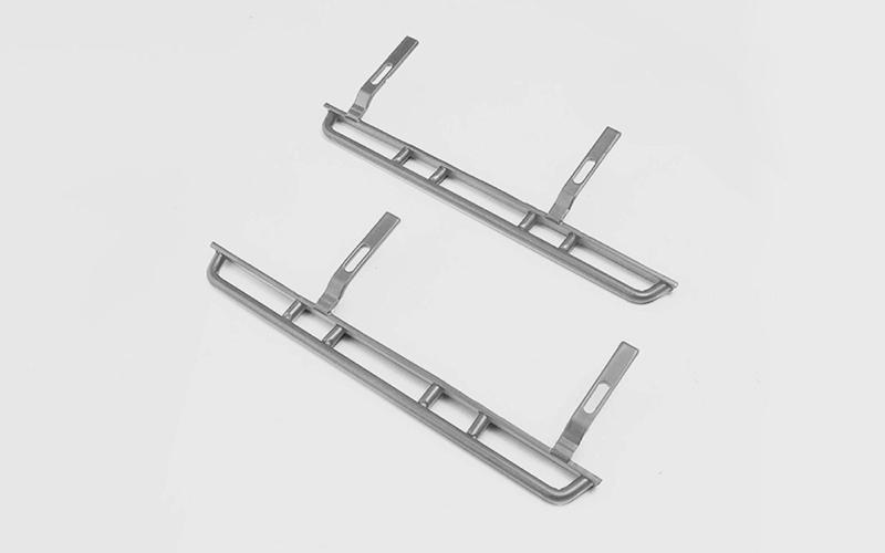 RC4WD Krabs Side Sliders for Axial SCX10 II XJ (Silver)