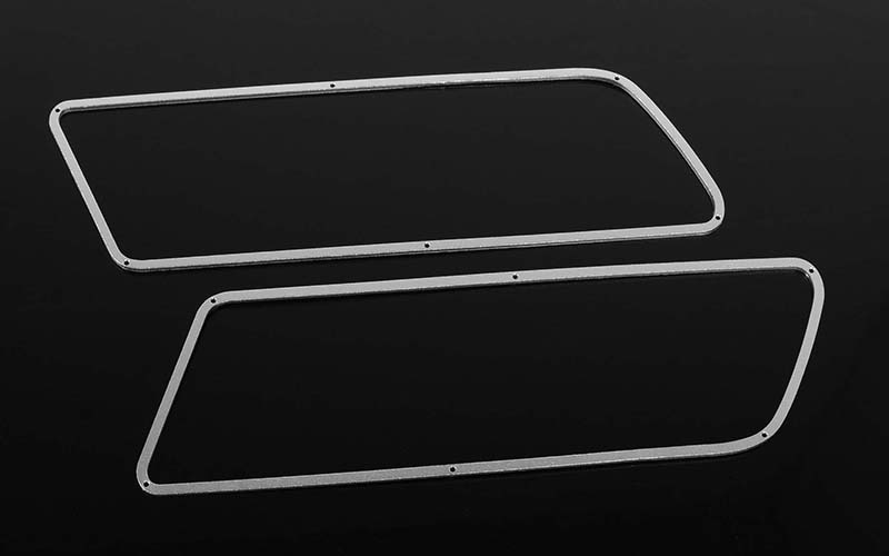 RC4WD Aluminum Rear Side Window Trim for Traxxas TRX-4 '79 Bronc