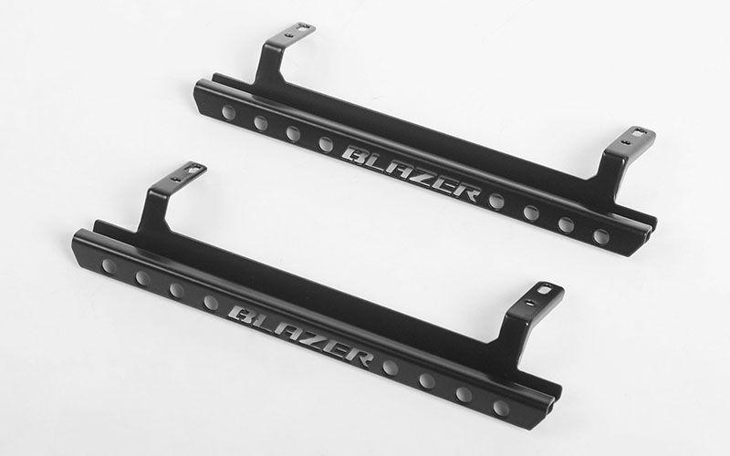 RC4WD Cortex Side Sliders for Traxxas TRX-4 Chevy K5 Blazer (Black)