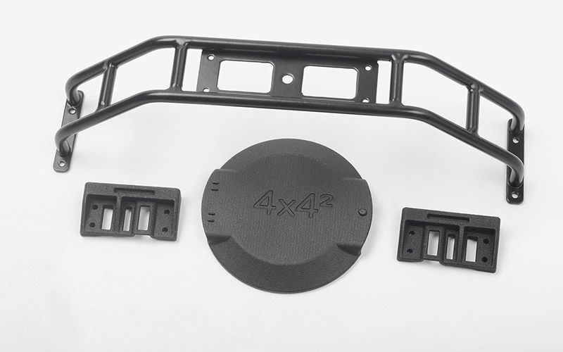 RC4WD Spare Wheel and Tire Holder for Traxxas TRX-4 Mercedes-Be
