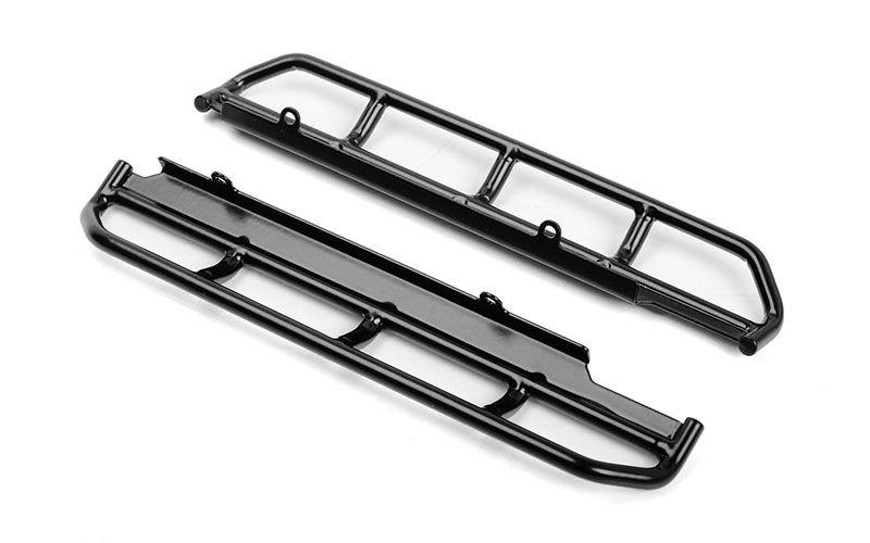RC4WD Krabs Steel Tube Side Sliders for Vanquish VS4-10 Origin Body (Black)
