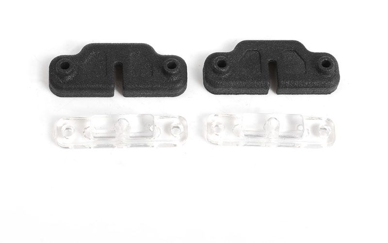 RC4WD Inner Fender Rock Lights for Axial 1/10 SCX10 III Jeep JLU