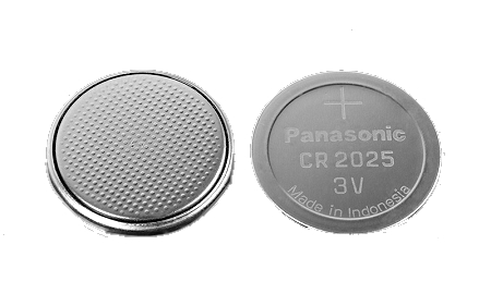 RC4WD CR2025 3V Battery for 1/10 Warn Wireless Controller (2)