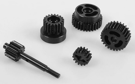 RC4WD Replacement Gears for R3 2 Speed Transmission