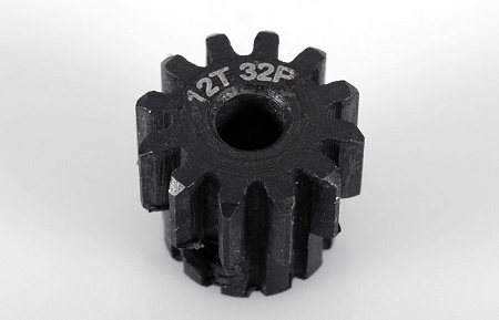RC4WD 32P Hardened Steel Pinion Gear (12)