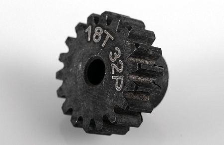 RC4WD 32P Hardened Steel Pinion Gear (18)