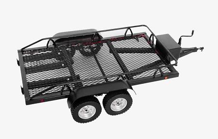 RC4WD BigDog 1/10 Dual Axle Scale Car/Truck Trailer