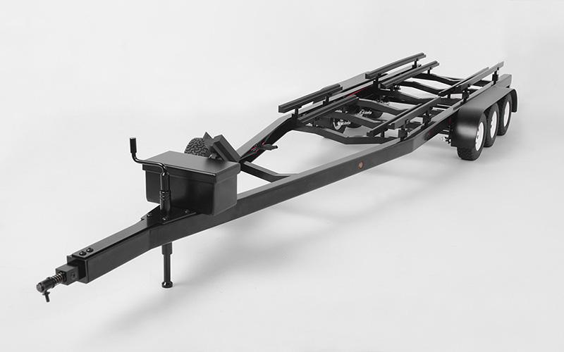 RC4WD BigDog 1/10 Triple Axle Scale Boat Trailer