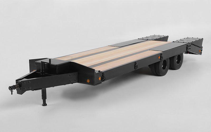 RC4WD BigDog 1/14 Dual Axle Scale Heavy Equipment Trailer
