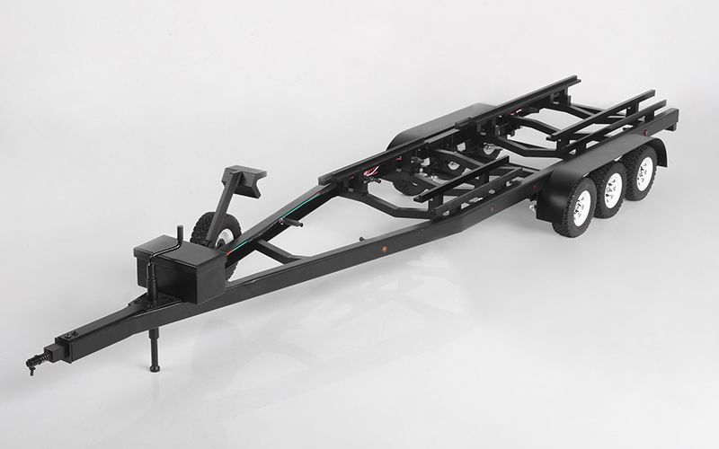 RC4WD BigDog 1/10 Tri Axle Widebody Scale Boat Trailer