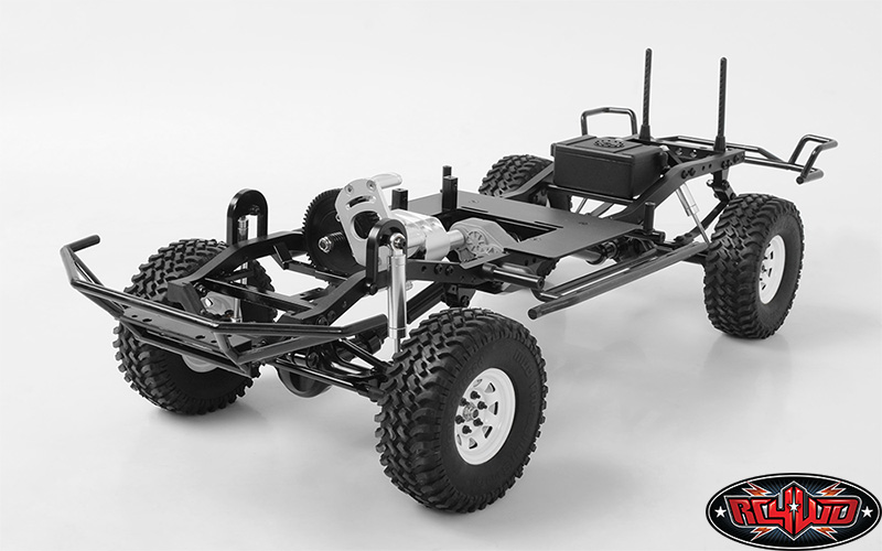 RC4WD TF2 LWB 1/10 scale chassis kit