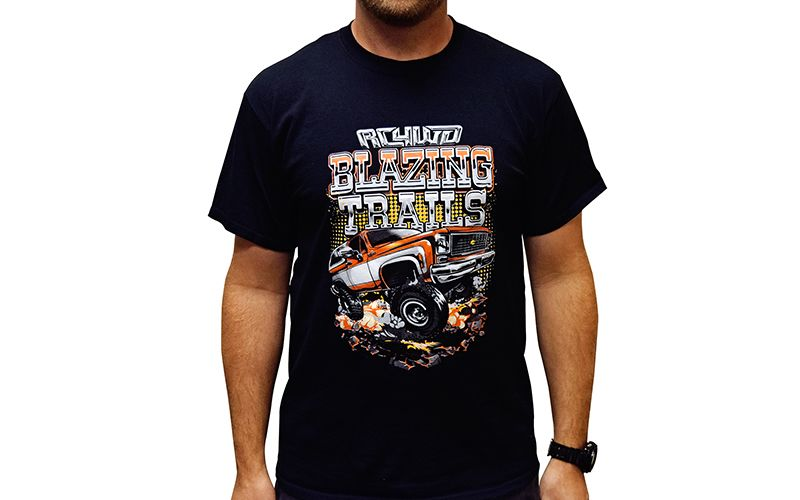 RC4WD Blazing Trails Shirt (L)
