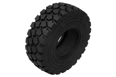 "RC4WD 2.2"" MIL-SPEC ZXL Advanced X4 Single Tire 5.19"" OD (1)"