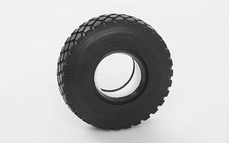 "RC4WD 1.9"" Michelin X Force XZL+ 14.00 R20 X4 Tire 4.23"" OD (1)"