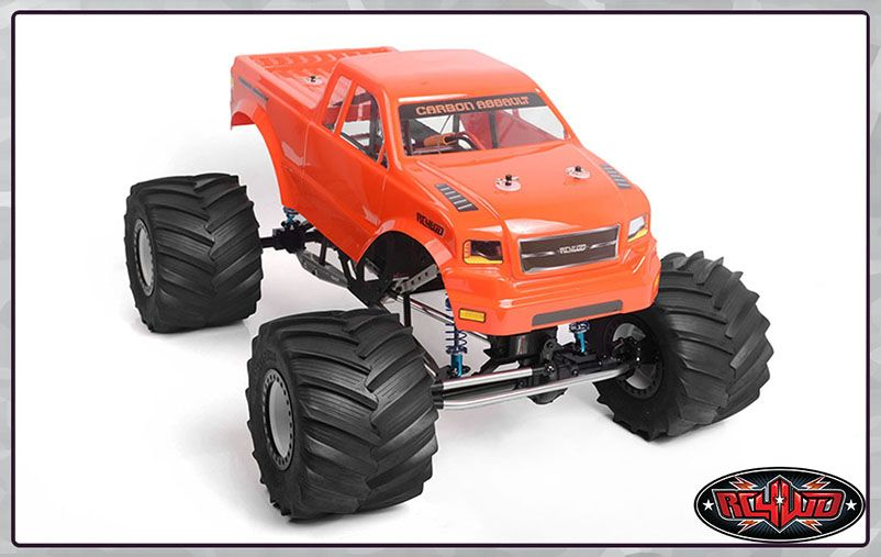 RC4WD RC4WD Carbon Assault 1/10 Monster Truck