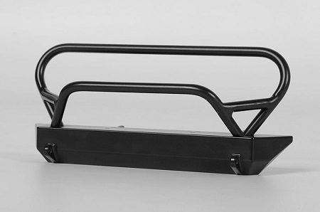 RC4WD Tough Armor Winch Bumper with Grill Guard for Axial Jeep R