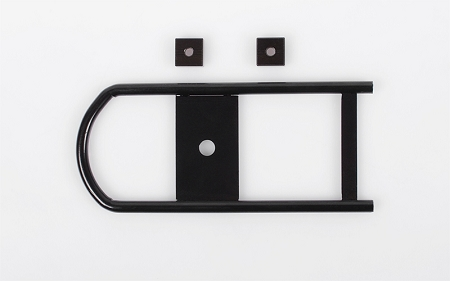 RC4WD Mil-Spec Hard Body Spare Tire Carrier Assembly
