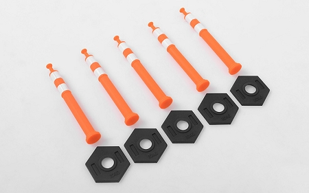 RC4WD 1/12 Highway Traffic Cones
