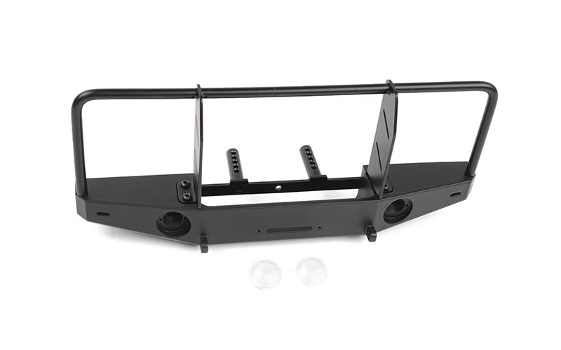 RC4WD Front Winch Bumper w/ Brush Guard for Traxxas TRX-4
