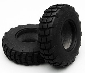 "RC4WD Mud Plugger 1.9"" Scale Tires"
