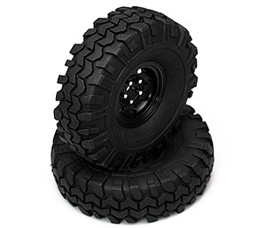 "RC4WD Rock Stompers 1.55"" Offroad Tires"