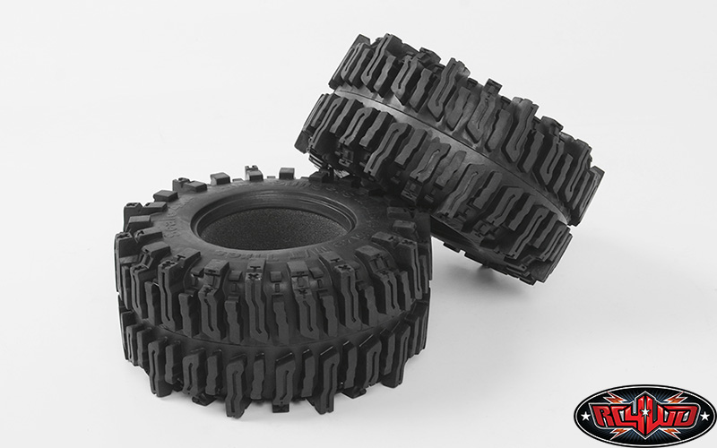 "RC4WD Mud Slingers Monster Size 40 Series 3.8"" Tires"