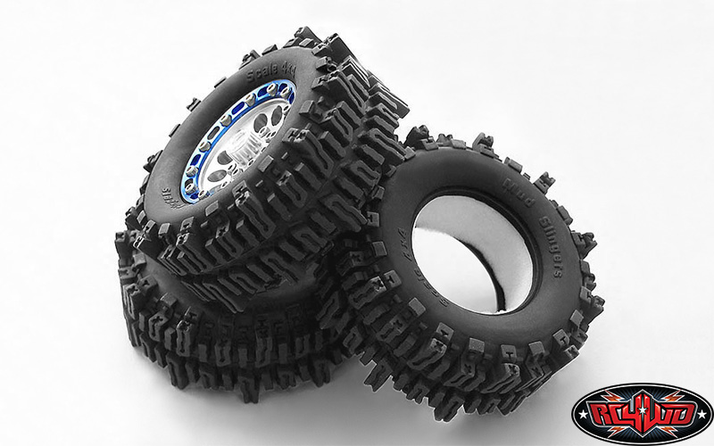 "RC4WD Mud Slingers 1.9"" Tires (2)"
