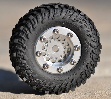 "RC4WD Mickey Thompson Baja Claw TTC Micro 1"" Crawler Tires"