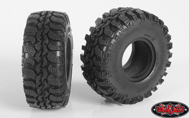 "RC4WD Interco IROK ND 1.55"" Scale Tires"