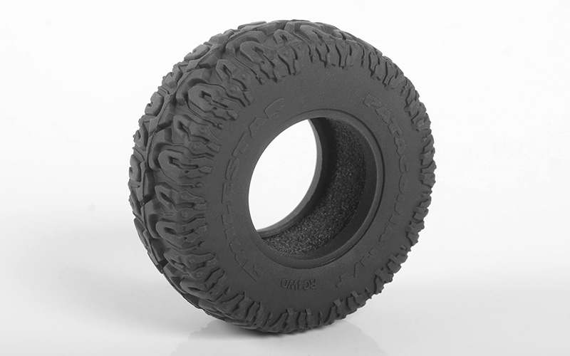"RC4WD 1.0"" Milestar Patagonia M/T X2S³ Tires 2.06"" OD (2)"