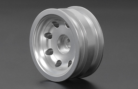 RC4WD PRO/GT Tractor Puller Aluminum Front Wheels