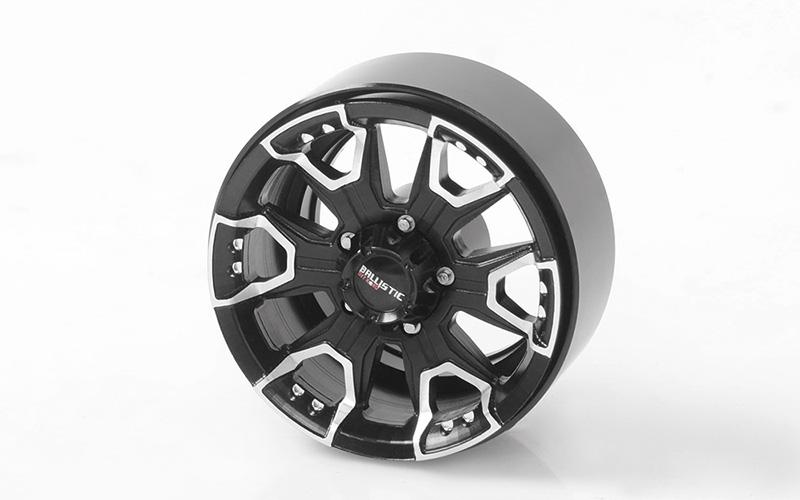 RC4WD Ballistic Offroad Havoc 1.7 in Beadlock Wheels