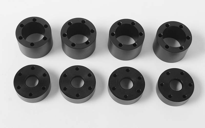 RC4WD Wheel Adapters for Universal Hex for 40 Series and Clod Wheels to fit Traxxas X-Maxx